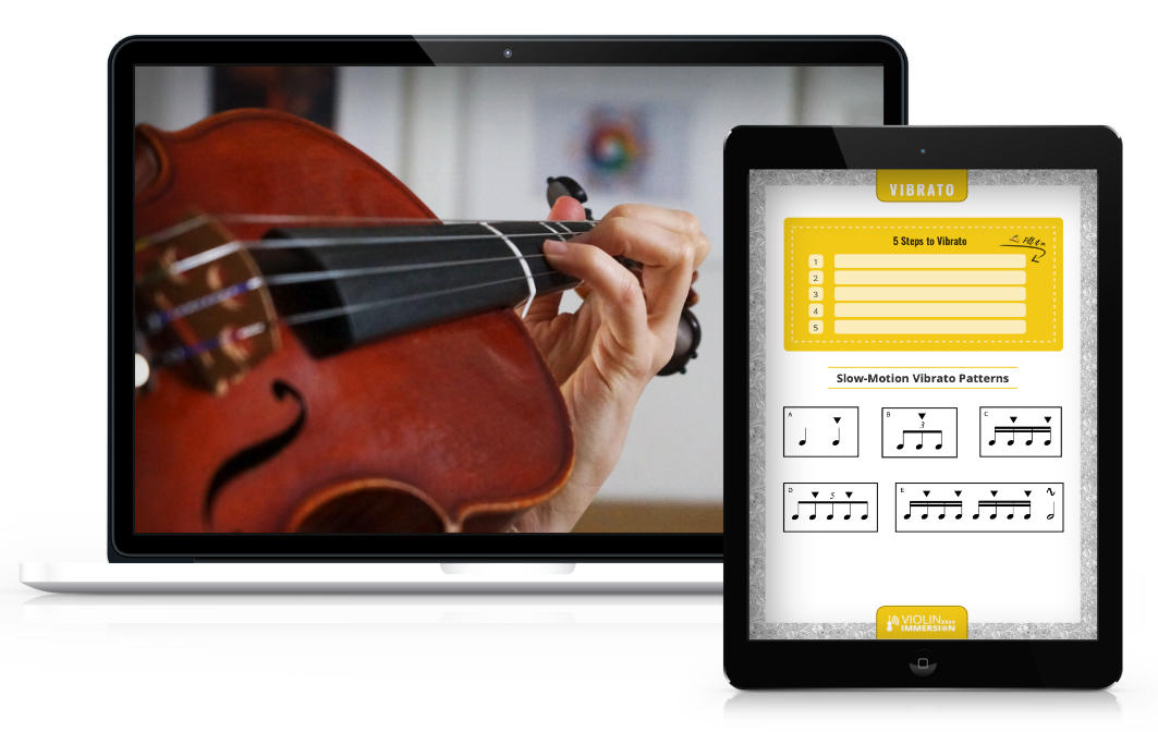 Online Violin Camp - Violin Immersion - Learn Technique (5)
