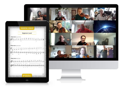 Online Violin Camp - Violin Immersion - Practice Sprint (2)