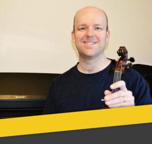 Violin Immersion - Michael